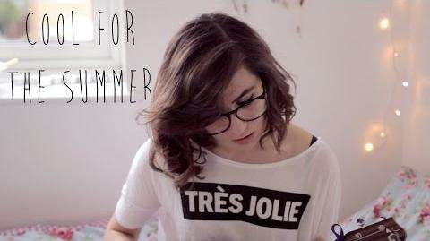 Demi Lovato - Cool For The Summer Ukulele Cover!