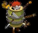Barril Pirata