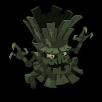 Short-Tempered Dark Treechnid