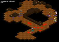 Dreggon Dungeon Third Room(Tactical)