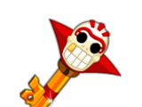 Key to Captain Scarlight's Ring