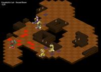 Dreggon Dungeon Second Room(Tactical)