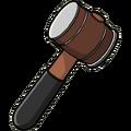Small Scraping Hammer