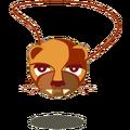 Beautiful Bear Amulet