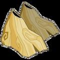 Wooden Treeckler Boots