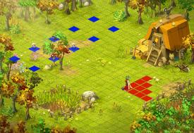 Dungeon der Felder Raum 2