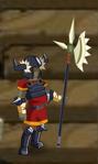 Warrior Haco Norss