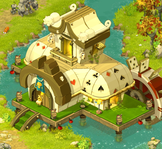 Ecaflip-Tempel