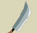 Pequena Espada Forjada