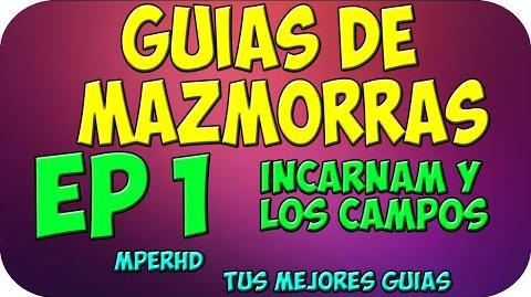 DOFUS Guia de Mazmorras Incarnam y Los Campos MperHD