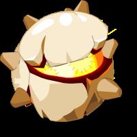 Raw Mature Sauroshell