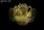 Skelett-Dungeon Eingang