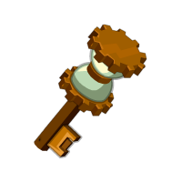 Count Harebourg's Dungeon Key