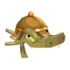 Crocodyl Chief Headgear