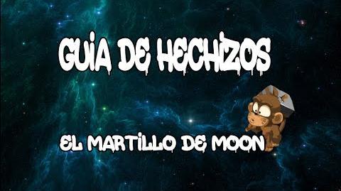 Guía del hechizo martillo de Moon Nb-Buho
