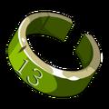 Green Piwi Ring