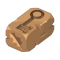 Kwismas Dungeon Key Mould