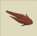Tuft of Inkeeper Bagrutte's Hair