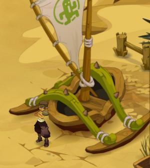 Sand Yacht