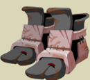 Botas do Rato Preto