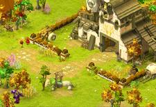 Dungeon der Felder Zugang