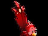 Pío rojo