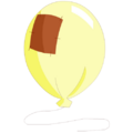 Magic Yellow Balloon