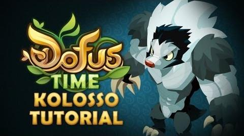 DOFUS Time Kolosso Dungeon Tutorial
