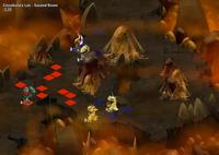 Dreggon Dungeon Second Room