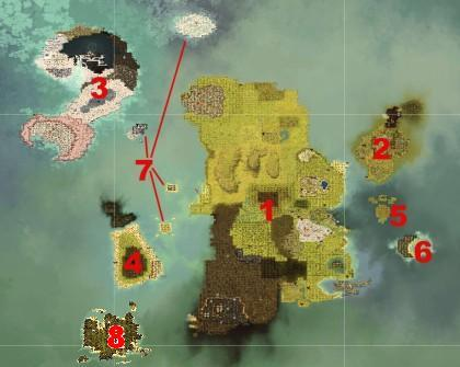 Karte Welt2