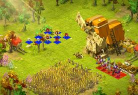 Dungeon der Felder Raum 4