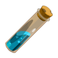 Perceptor Deleveling Potion- Earth Shield