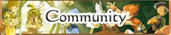 Menü Community