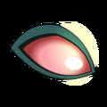 Albino Crocodyl's Eye