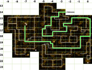 Evil Forest Map Pathed