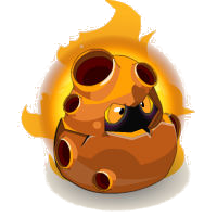 Incandescent Venerable Sauroshell