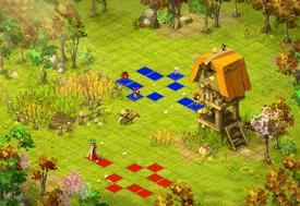 Dungeon der Felder Raum 3