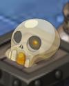 Disagreeable Skull