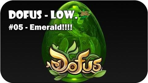 DROP Emerald Dofus Dark Vlad Labyrinth Shika Server
