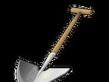 Scratchy Shovel
