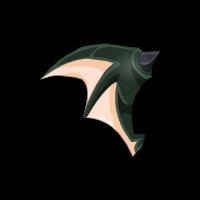 Flügel des Dragendropp