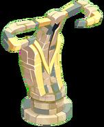 Xelor Statue