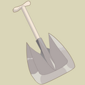 Great Woukuis Shovel