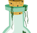 Flasche Omniberg