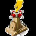 Holy Bambooto Wood Lightning Thrower