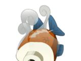 Trout Flambé