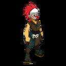 Masqueraider Male