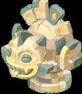 Ecaflip Statue