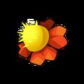 Morello Cherry Blop Flower