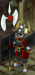 Warrior Seta Bnamron